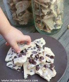 Coconut Candy: Peanut/Almond Butter Chocolate Coconut Crisps (Gluten Free, Corn Free)