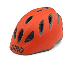 Giro Youth Rascal, Matte Glow Red - S/M Review Kids Helmets, Bicycle Helmet, Youth, Glow, Red, Cycling Helmet, Sparkle, Young Adults, Teenagers