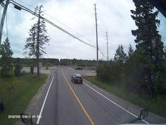 PortSydney Dashcam, Country Roads