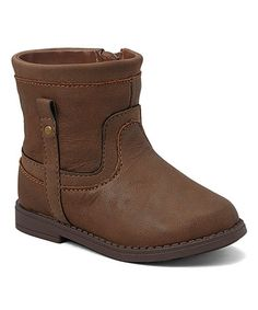 Look what I found on #zulily! Brown Classic Boot #zulilyfinds