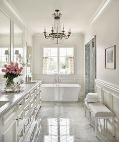 Private Residence 1 : Lissa Lee Hickman #bathroomideasmaster #LuxuryBeddingIdeas