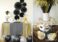 New Year's Eve party | SheKnows.com