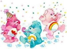 "Care Bears ""Party"""