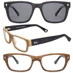 Lema21 lança edição limitada de óculos de grau de madeira