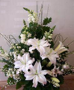 Church Floral Arrangements For Weddings | Flower Arrangements Info