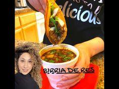 Mexican Food Recipes, New Recipes, Snack Recipes, Cooking Recipes, Ethnic Recipes, Savory Foods, I Foods, Beef Birria Recipe, Tacos