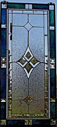 Panel de la ventana de vidrios de colores personalizado