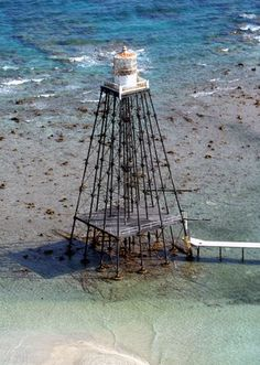 Sand Key Lighthouse, Florida at Lighthousefriends.com