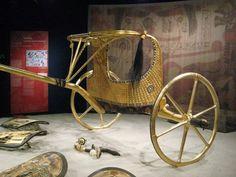 Streitwagen, Tutanchamun