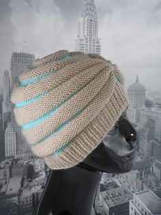 looking for your next project youre going to love stripe beehive turban hat