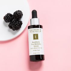 Eminence Organic Skin Care Blackberry Pore-Refining Serum Image 2