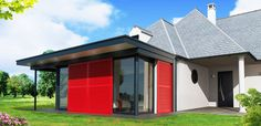 V randa jade soci t technal home architecture pinterest jad et v randas - Verriere dak ...