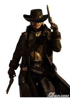 bounty hunter / gunslinger.