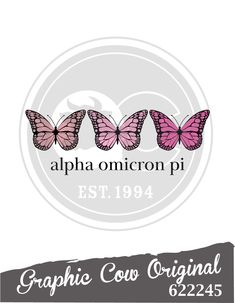 The Graphic Cow Company has hundreds of products to customize with thousands of designs to choose from. The Graphic Cow Company specializes in screen printing and embroidery that can meet any group requirement, school, company, or event. Sorority Pr, Sorority Crafts, Sorority Recruitment, Custom Clothes, Custom Shirts, Graphic Cow, Alpha Omicron Pi, Screen Printing, Greek Apparel