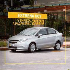 Chevrolet Promociones - Estrena hoy Sail