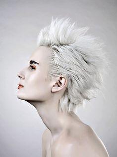 white hair - Поиск в Google