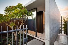 Outside - Robert Walsh Photography - Sydney based photographer - architecture, interiors, lifestyle, people Kings Island, House Property, Concrete Houses, Australia, Brighton, Entrance, The Outsiders, New Homes, Home And Garden