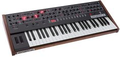 """MATRIXSYNTH: Dave Smith Instruments Begins Shipping Prophet-6 ..."""""""