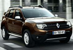 #Renault Duster
