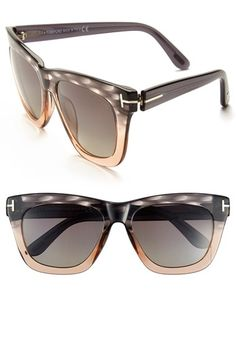 Free shipping and returns on Tom Ford 'Celina' 55mm Polarized Sunglasses at Nordstrom.com. When it comes to style, Tom Ford doesn't take half-measures. These sunglasses are a case in point. With its chunky silhouette and cool contrast browline, the oversized Celina is a fresh take on a classic look.