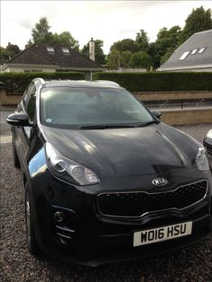 The KIA Sportage #carleasing deal | One of the many cars and vans available to lease from www.carlease.uk.com