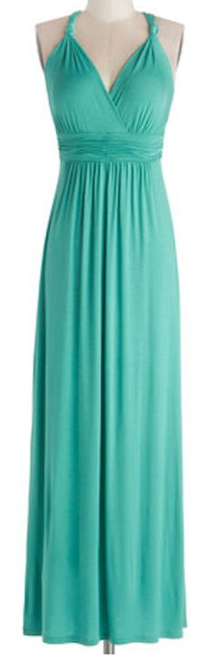 Love this jersey maxi dress in turquoise http://rstyle.me/n/ewdk5nyg6