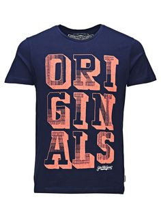 ORIGINALS BRAND T-SHIRT - Jack & Jones
