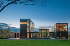 4 springs lane ~ robert m. gurney architect