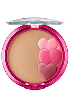 Physician's Formula Happy Booster Glow & Mood Boosting Bronzer & Blush, $13.95. It actually gives your mood a boost!