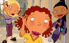 As Told By Ginger: Why the show still feels so real 10 years later 10 Years Later, 15 Years, As Told By Ginger, Girly Things, Girly Stuff, Mom Show, Childhood Days, Kids Shows, Cartoon Wallpaper
