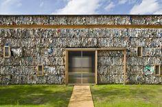 Casas de papel, lo último en arquitectura sustentable