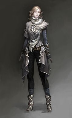 Artstation - old work, doha studio fantasy character design, female character inspiration, female Dungeons And Dragons Characters, Dnd Characters, Fantasy Characters, Female Characters, Female Character Inspiration, Fantasy Character Design, Character Art, Chica Fantasy, Fantasy Girl