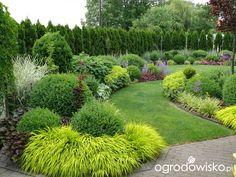 Landscaping A Slope, Modern Landscaping, Garden Art, Garden Design, Box Wood Shrub, Ocean House, Walled Garden, Flower Beds, Garden Planning