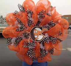 Campbell University Wreath