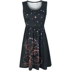 Sparkling Friends - Mittellanges Kleid von Die Schöne und das Biest