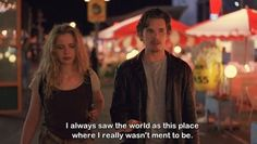 """Romantic Quotes From Movie"""" Before Sunset"""" - Wedding ideas Before Sunrise Quotes, Before Sunrise Trilogy, Before Trilogy, Best Movie Quotes, Favorite Book Quotes, Film Quotes, Music Film, Film Movie, Series Movies"""