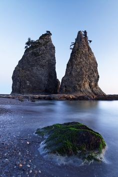 Rialto beach, Washington State