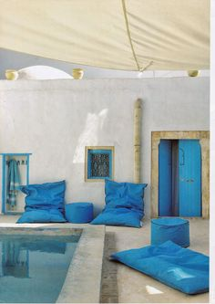 tea-in-tangiers  / Ethnic Global African Home Decor and Style / WWW.THEAFRICANTOUCH.COM