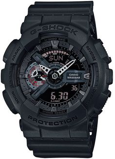 Mens G-Shock Military Black Series