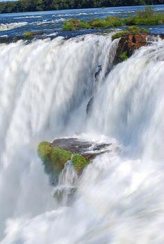 Iguazu Waterfalls ~ | Flickr - Photo Sharing!