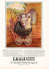 1927 USA -- Lloyd Loom Magazine Advert