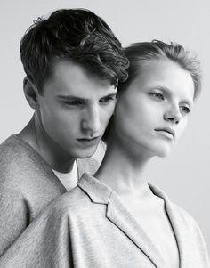 Anna Jagodzinska couple
