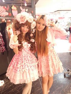 My new Hime inspiration Miho Melo | SuiPrincess.com: everyday hime gyaru