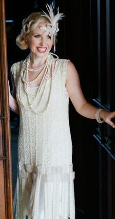 Modern Day Gatsby Glamour