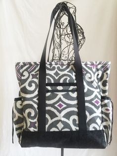 Kitchen Sink Tote, Professional Tote, Multi-purpose bag, Large ...