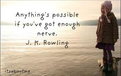possible is possible jkr