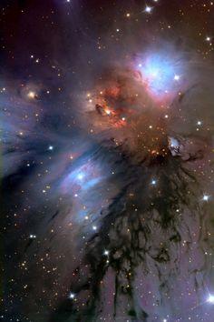NGC 2170   Mt. Lemmon SkyCenter credit: Adam Block/Mount Lemmon SkyCenter/University of Arizona