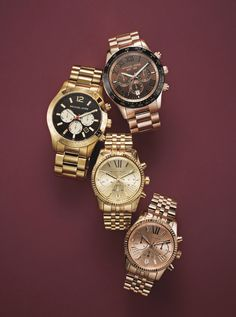 Michael Kors Chronograph Watches