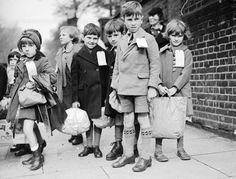 North London Evacuees WWII