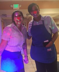Some of the great staff @ our IHOP!! :)